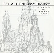 "THE ALAN PARSONS PROJECT  Standing On Higher Ground PICTURE SLEEVE 7"" 45 NEW"