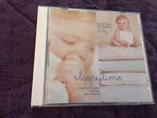 Martha Stewart Living: Baby Sleepytime by Various Artists (CD, Sep-2001, Kid Rhi