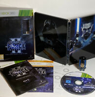 Star Wars The Force Unleashed 2 Collector's Edition for Xbox 360 w/ Mimobot USB