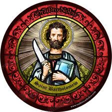 Saint Bartholomew the Apostle patron of neurological disorders magnet
