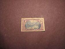 France Polynesia Stamp Scott# 54 Fautaua Valley 1913-30  C62
