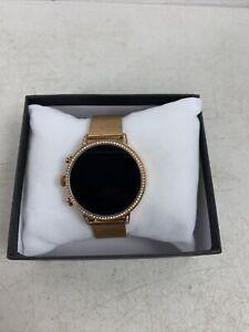Fossil smartwatch Gen 4 Rose gold   Model DW7f1