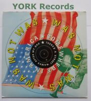 """WAS (NOT WAS) - Somewhere In America - Excellent Con 7"""" Single Fontana WAS 12"""