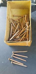 Vintage Copper Nails 50mm