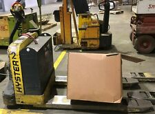 Hyster W40Z Electric Fork Lift - New Battery and Charger