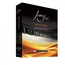 Synthogy Ivory 2 II Italian Grand Pianos - New & Sealed