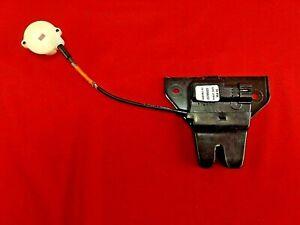 2000-2001 CADILLAC DEVILLE TRUNK LATCH POWER LOCK ACTUATOR DECK LID 25705523