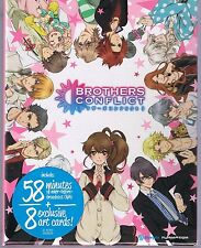 Brothers Conflict Limited Edition (BD/DVD, 2016, 5-Disc Set)