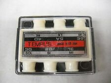 Tempus pitch pipe for guitar