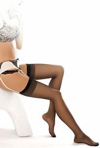 Elegant classic stockings ( 1pack = 2 pairs = 4 stockings) - Gatta Calze