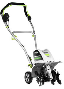 Earthwise 11 in. 8.5 Amp Electric Tiller and Cultivator Model TC78510