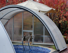 SOLARCOOL 99cm x 15m CONSERVATORY ROOF COOLKOTE WINDOW TINTING FILM REDUCE HEAT
