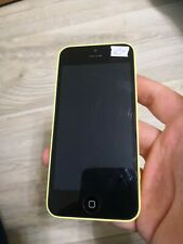 Apple iPhone 5c - 8GB - Yellow (faulty) A1507 (GSM)