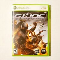 GI Joe: The Rise of Cobra Xbox 360 Game