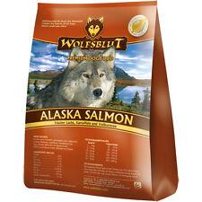 2x15 Kg Wolfsblut Alaska Salmon Vorteilspack Hundefutter