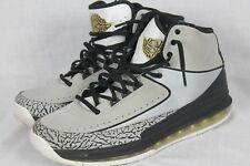 Nike Air Jordan Retro 2.0 Max Air Mens Cement Gray/Black 455616-017 Sz 10