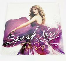 Taylor Swift Speak Now Vinyl (2 LP) - Brand new, sealed, on hand, and in stock!