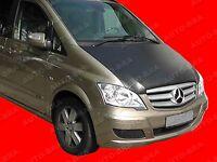 Vollbra Bonnet BRA Mercedes W639 03-14 Viano Vito Haubenbra Steinschlagschutz