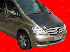 BRA ganze Motorhaube Steinschlagschutz Mercedes W639 03-14 Viano Vito Haubenbra