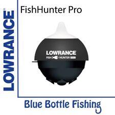 New Lowrance FishHunter Pro from Blue Bottle Marine