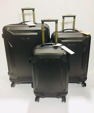 NEW TIMBERLAND FORT STARK LIGHTWEIGHT 3PC EXPANDABLE LUGGAGE SET SPINNERS MOLE
