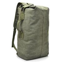 Large Capacity Rucksack Man Travel Bag Mountaineering Backpack Male LuggageQ6L2