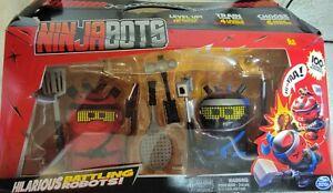 ninja bots 2 pack