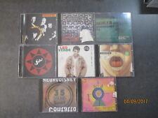 LOTTO 8 CD - Autori Italiani - Usati - Elenco all'interno