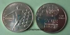 Portugal 2,50 Euro Sondermünze 2½ € 2018 FIFA WM Russland Euromünze coin moedas