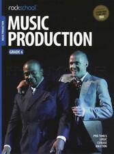 Rockschool Music Production Grade 6 Pro Tools Logic Cubase Ableton Exam Tests