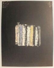 César Baldaccini lithographie originale 1963 Cahier d'art du XXème siècle