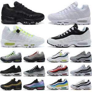 2021 Men  95 Steam Running Shoes Air Cushion TN Metallic Trainer Sneake