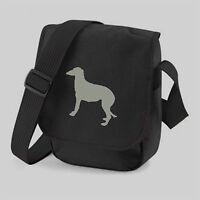 Deerhound Bag Shoulder Bag Scottish Deerhound Dog Bags Mini Reporter Mothers Day