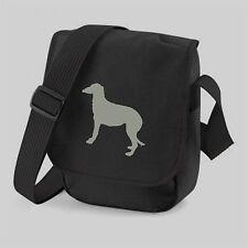 More details for deerhound bag shoulder bag scottish deerhound dog bags mini reporter mothers day