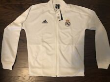 New adidas Men's Real Madrid ZNE Jacket  Sz M CY6098
