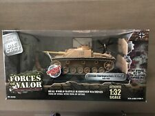 Forces Of Valor 81006 German Panzer Sturmgeschutz III Tank & Commander 1/32 New