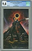 Death to the Army of Darkness 1 CGC 9.8 Crain Exclusive Edition B Virgin COA 444