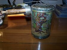 Extremely Rare Late 19th Century REVOTINA musical toy tin litho works good