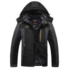 Winter Mens Warm Jacket Waterproof Outdoor Ski Snow Climb Hiking Sports Coats t