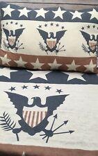 Bethany Lowe Americana USA - Patriotic Eagle Pillow & Flag