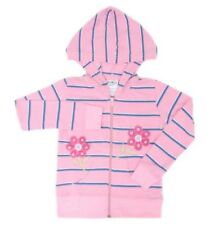 Oshkosh Girls Toddler/Kids Striped Pink/Blue Zip-Up Hoodie Jacket, 1 (9m-12m)