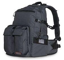 NWT Naneu Alpha Grey Military Ops Camera Backpack Bag Tote Travel