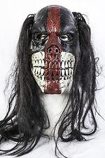 Evil tueur Voodoo CLOWN HALLOWEEN MASQUE LATEX Déguisement Costume zombie Crâne