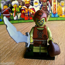 LEGO 71008 Minifigures GOBLIN #5 Series 13 SEALED Minifigs NEW Sack Scimitar