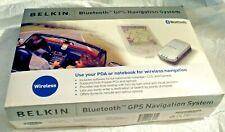 Bluetooth GPS Navigation System Belkin New In Box