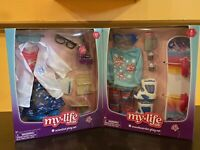 "My Life As Play Set Outfit Lot. Clothes For 18"" Doll Accessories Play Set New"