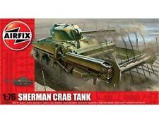 Arifix 1/76 Scale WWII U.S. Sherman Crab Medium Tank Mine Model Kit  NEW!
