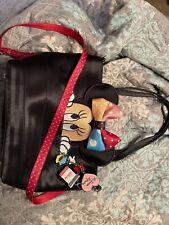 Harvey Seatbelt Mini Streamline Disney Minnie Lots Of Dots EUC