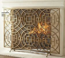 Hollywood Regency Fireplace Screens & Doors | eBay