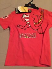 "St George Nrl ""Scorch"" Size 2 Infants Supporter T-shirt"